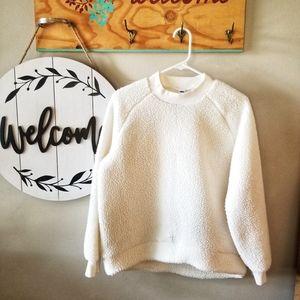 Oversized Plush Old Navy Sweatshirt